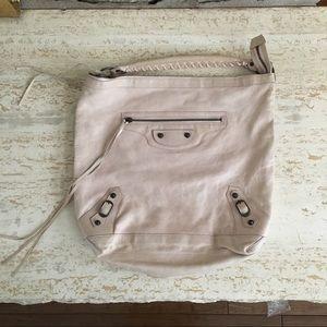 Balenciaga day bag regular  hardware.